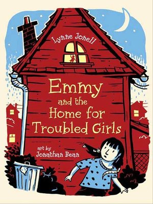 cover image of Emmy and the Home for Troubled Girls