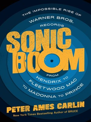 cover image of Sonic Boom