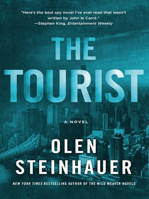 cover image of The Tourist