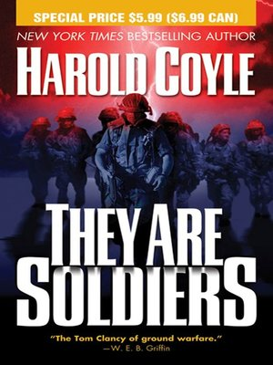 cover image of They Are Soldiers