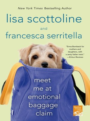 cover image of Meet Me at Emotional Baggage Claim