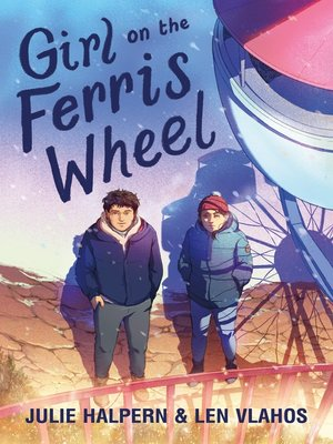 cover image of Girl on the Ferris Wheel