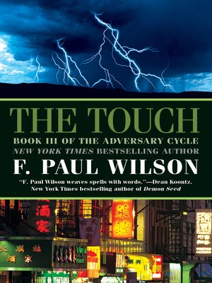 cover image of The Touch