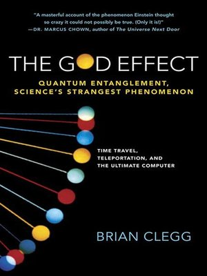 cover image of The God Effect
