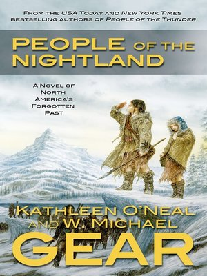 cover image of People of the Nightland