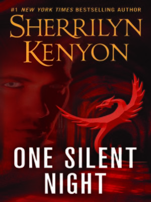 cover image of One Silent Night