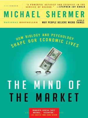 cover image of The Mind of the Market