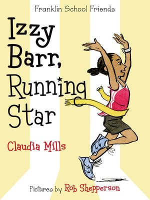 cover image of Izzy Barr, Running Star
