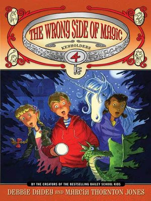 cover image of The Wrong Side of Magic