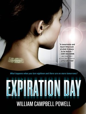 cover image of Expiration Day