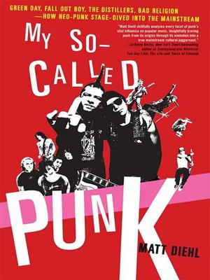 cover image of My So-Called Punk