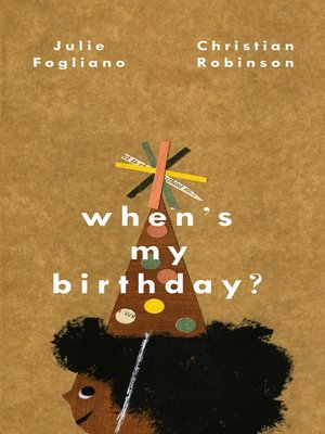 cover image of When's My Birthday?