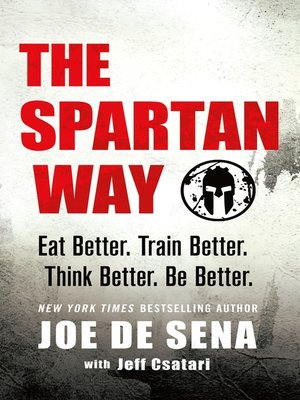cover image of The Spartan Way