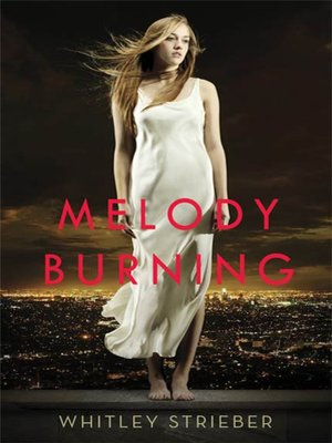 cover image of Melody Burning