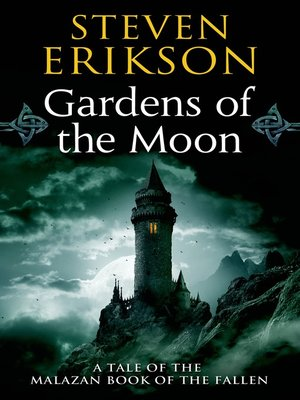 cover image of Gardens of the Moon