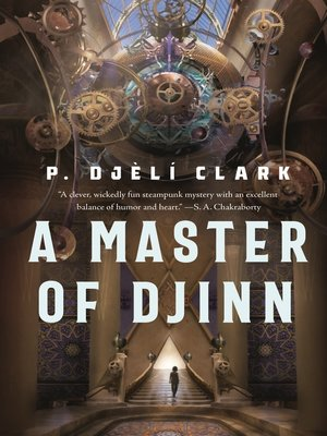 cover image of A Master of Djinn