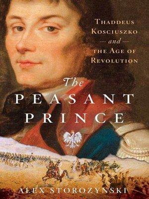 cover image of The Peasant Prince