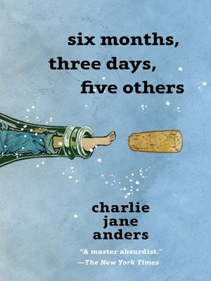 cover image of Six Months, Three Days, Five Others
