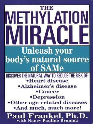 cover image of The Methylation Miracle