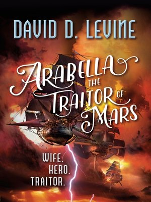 cover image of Arabella the Traitor of Mars