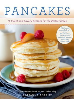 cover image of Pancakes