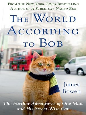 cover image of The World According to Bob