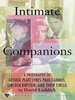 cover image of Intimate Companions