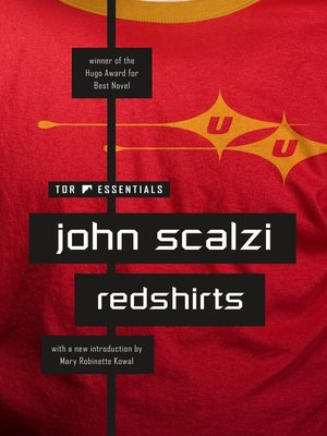 cover image of Redshirts