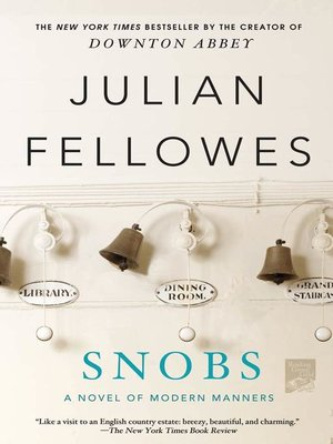cover image of Snobs