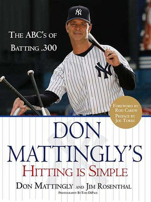 cover image of Don Mattingly's Hitting Is Simple