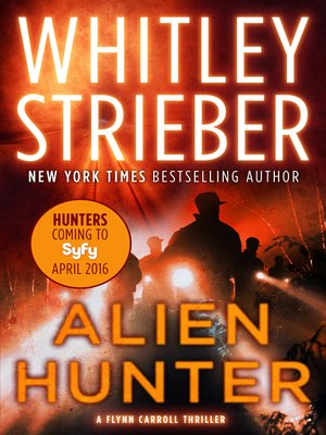cover image of Alien Hunter