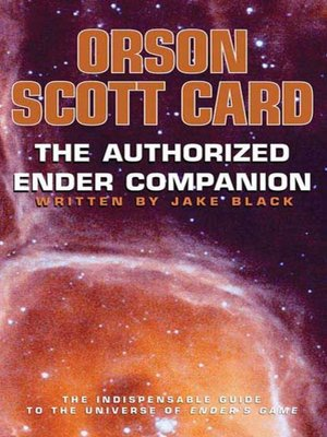 cover image of The Authorized Ender Companion