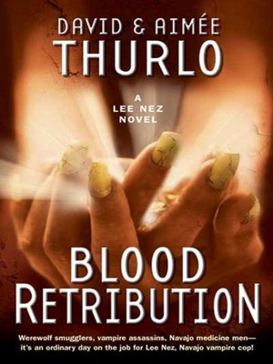 cover image of Blood Retribution