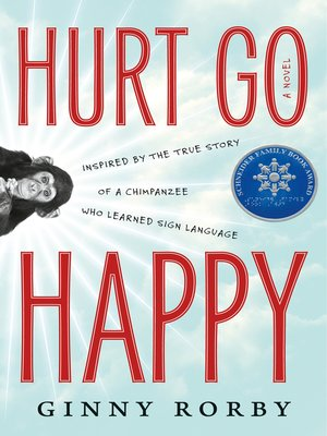 cover image of Hurt Go Happy