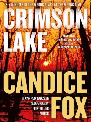 cover image of Crimson Lake