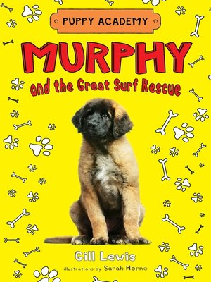 cover image of Murphy and the Great Surf Rescue
