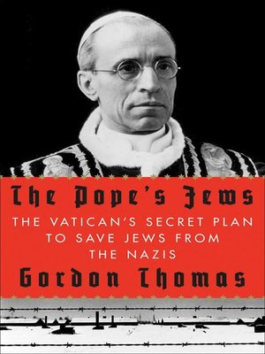 cover image of The Pope's Jews