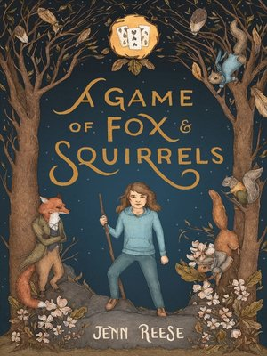 cover image of A Game of Fox & Squirrels