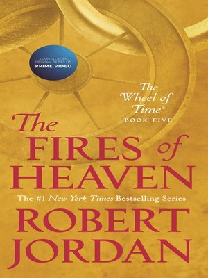cover image of The Fires of Heaven--Book Five of 'The Wheel of Time'