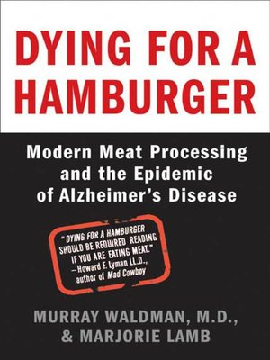 cover image of Dying for a Hamburger