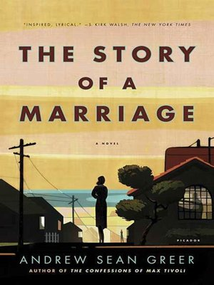 cover image of The Story of a Marriage