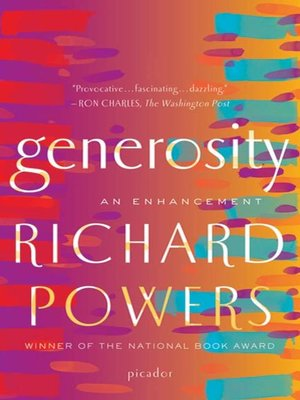 cover image of Generosity
