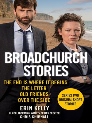 cover image of Broadchurch Stories, Volume 1