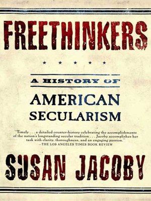 cover image of Freethinkers