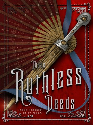 cover image of These Ruthless Deeds