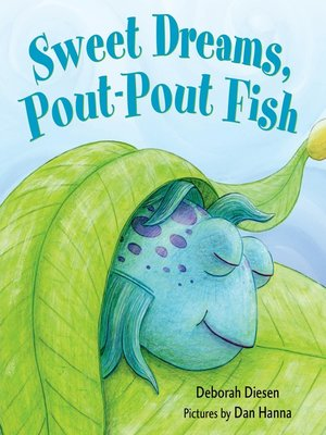 cover image of Sweet Dreams, Pout-Pout Fish