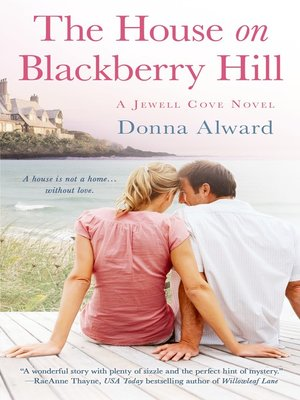 cover image of The House on Blackberry Hill