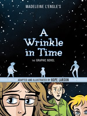 cover image of A Wrinkle in Time, The Graphic Novel