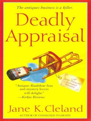 cover image of Deadly Appraisal