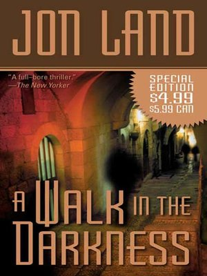 cover image of A Walk in the Darkness